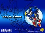 Sonic Channel: Metal Sonic
