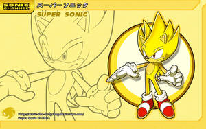 Sonic Channel '10: Super Sonic by Fuzon-S