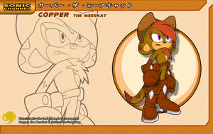 Sonic Channel '10: Copper by Fuzon-S