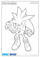 Silver Channel Coloring Page by Fuzon-S