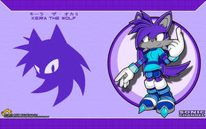 Sonic Channel '11: Keira by Fuzon-S