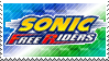 +Sonic Free Riders Stamp+ by Fuzon-S