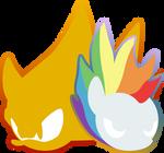 Super Rainbow by Fuzon-S