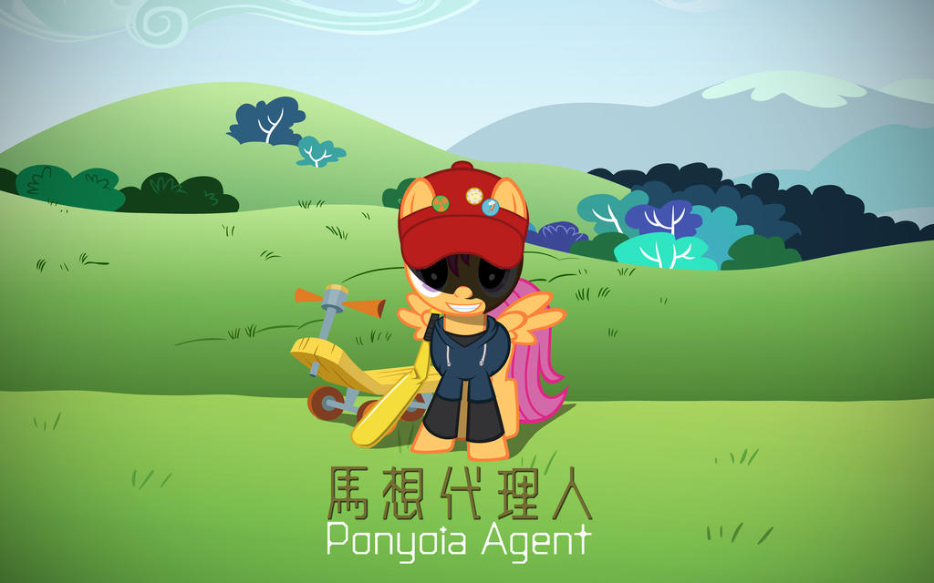 Ponyoia Agent by Fuzon-S