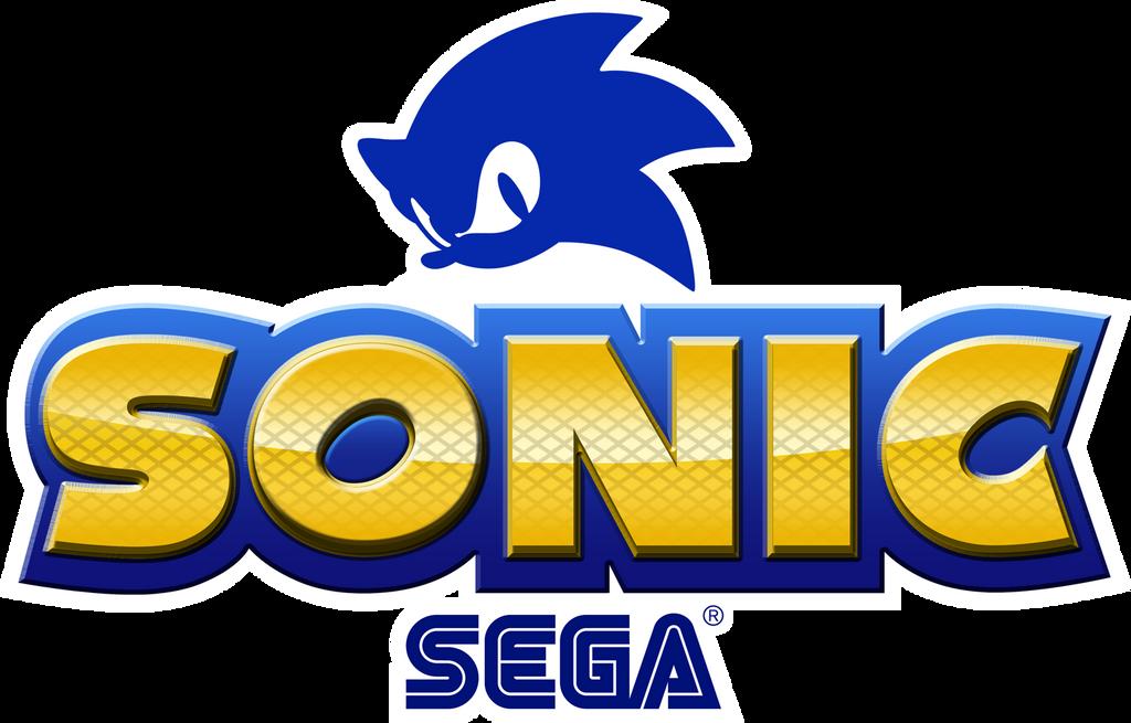 Sonic/Sega Logo Vector by Fuzon-S