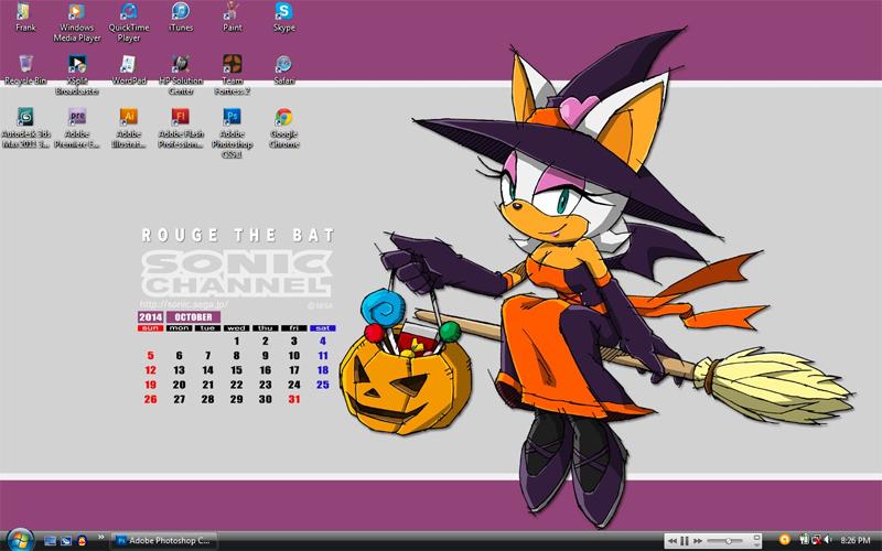 Screenshot: October '14 by Fuzon-S