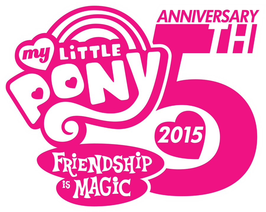 Th anniversary is magic by fuzon s on deviantart