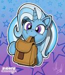 Pony Channel: Trixie (Portrait)