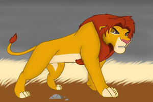 Simba by growler100