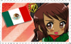 Hetalia oc Mexico STAMP by vanesserzz