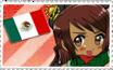 Hetalia oc Mexico STAMP by vanesserzz