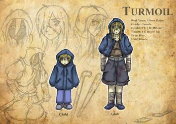 12-28-2010 Villain Concept - Turmoil by A-Lil-RnR