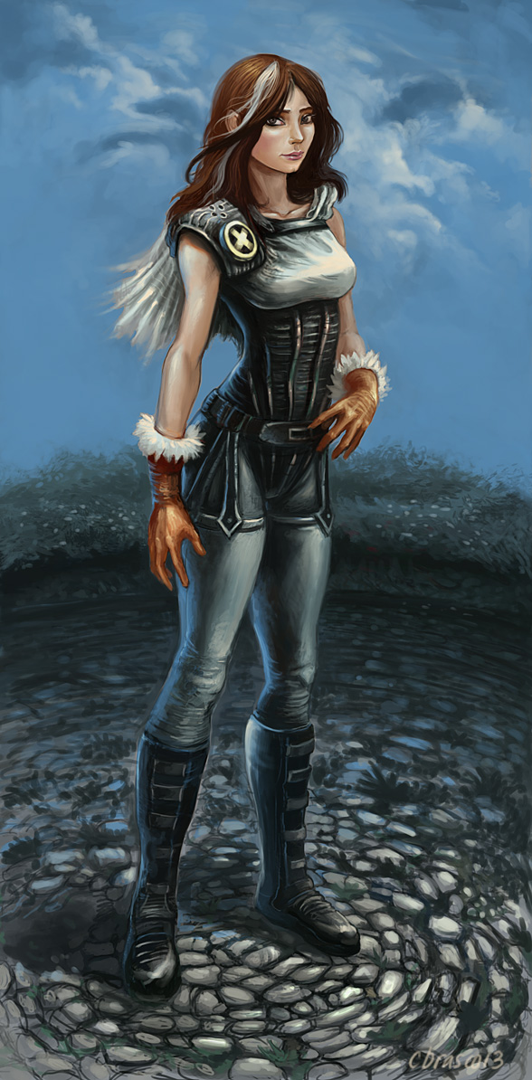 Rogue by orgo