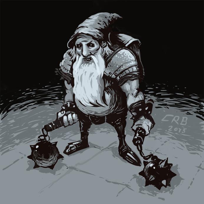 Gnome Berserker by orgo