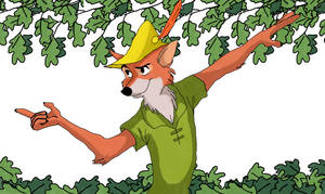 Disney's Robin Hood by Rapscallion16