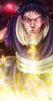 628 - Obito: Katon Bakufuu Ranbu!