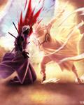 637 - Obito vs Minato, Sensei!