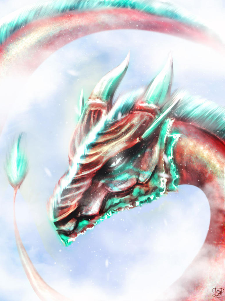 flying fantasy dragon by idaisan on deviantart