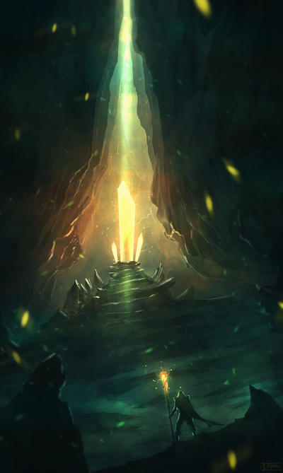 Crystal Cave (time-lapse video) by iDaisan