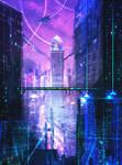 Future City concept sketch 2