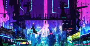 Future is now - another cityscape