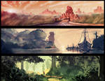 30 min landscape speedpaints 3[48]