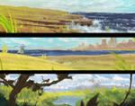 Landscape speedpaints 39[48]
