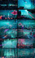 ANTRUM - animated music video - YouTube link below by DaisanART