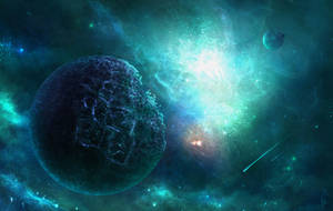 Hive planete by DaisanART
