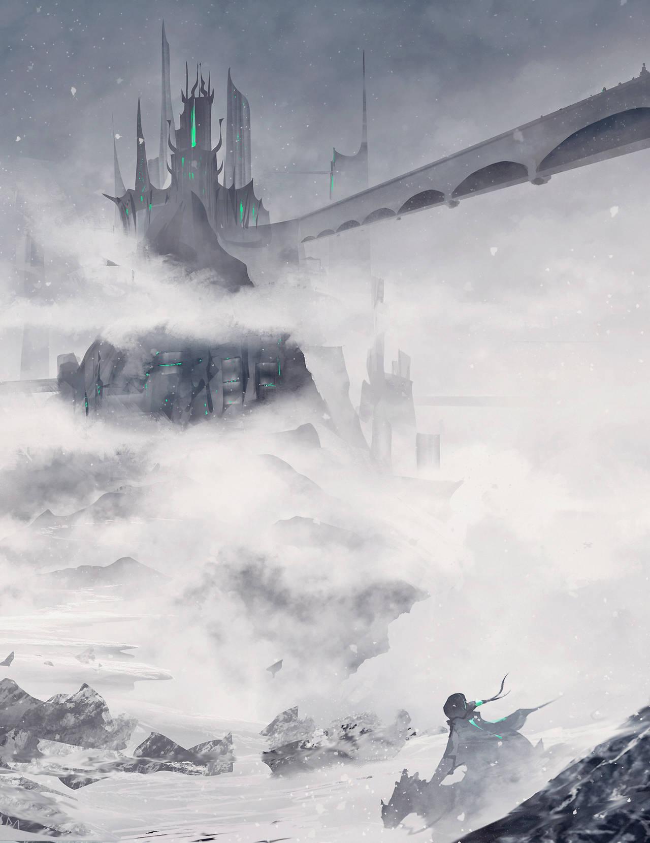 Cloud city by DaisanART