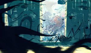 Monster parade by DaisanART