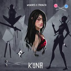 KUNA - Villain - Glass Contest 2019
