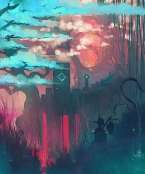 'Blood' by DaisanART