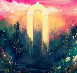 'Forgotten garden'