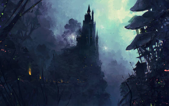 'In a search for the Black Tower'