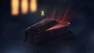 Vampire's awakening