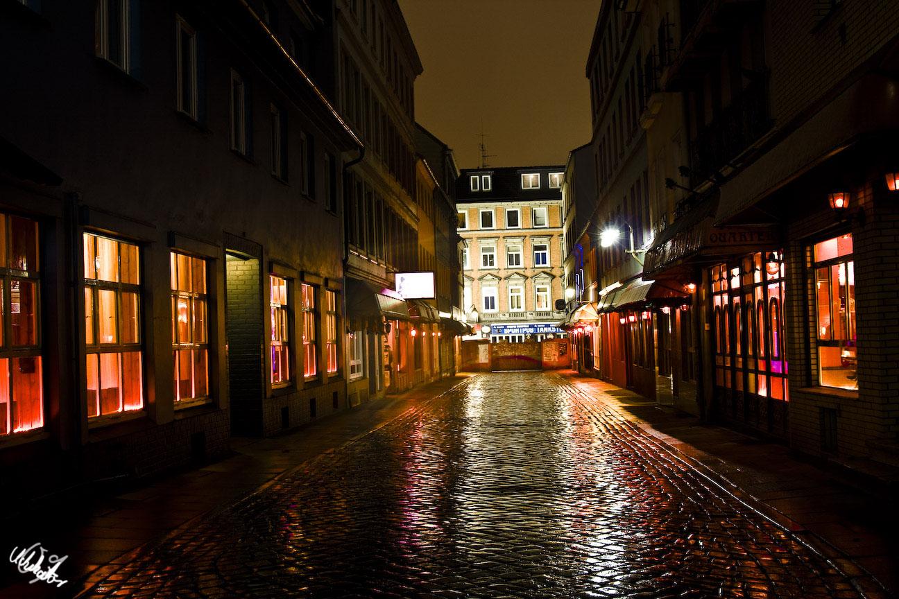 Girls herbertstraße Reeperbahn 'night