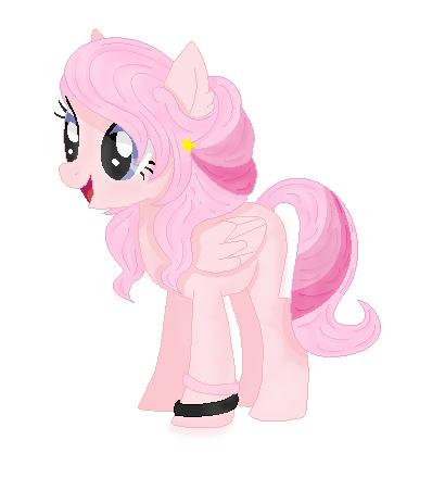Sweetie Pink by KimiwiDraws