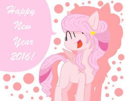 Happy New Year 2016! by KimiwiDraws