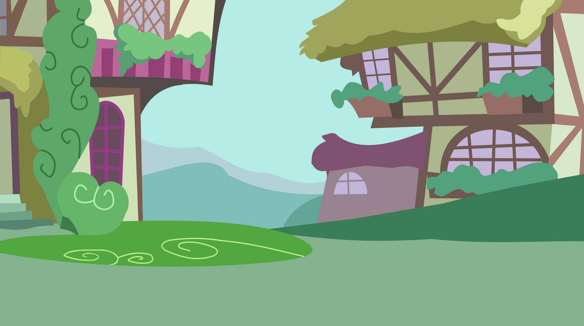 My little pony background Vector by Death-of-all