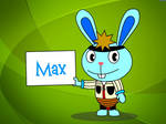 Max the Rabbit by QuirkyArtie