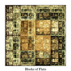 Block of Flats by carlx