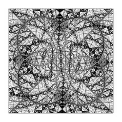 Sierpinski Dimensions