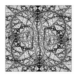 Sierpinski Dimensions by carlx