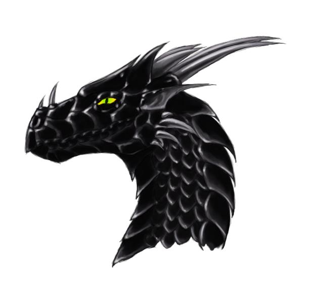 The Dark Dragon by shadowfire-x