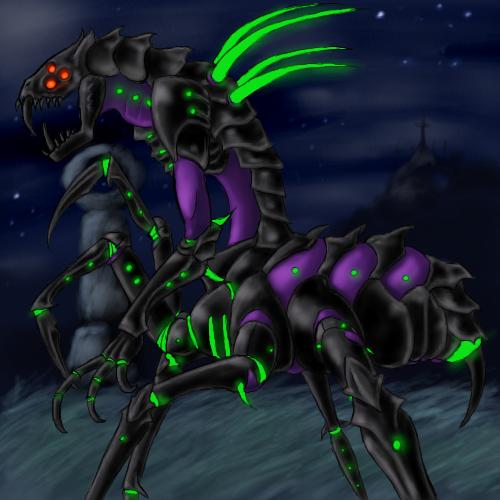 Dream Flayer by shadowfire-x