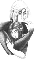 T3 and Hasaki are Buds by shadowfire-x