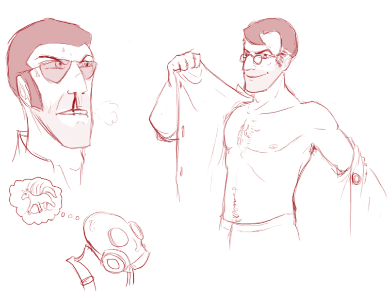 TF2 Doodlydoo by shadowfire-x