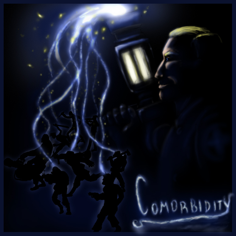 Comorbidity Cover by shadowfire-x