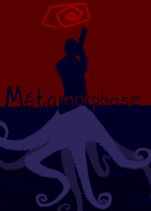 Metamorphose Cover by shadowfire-x